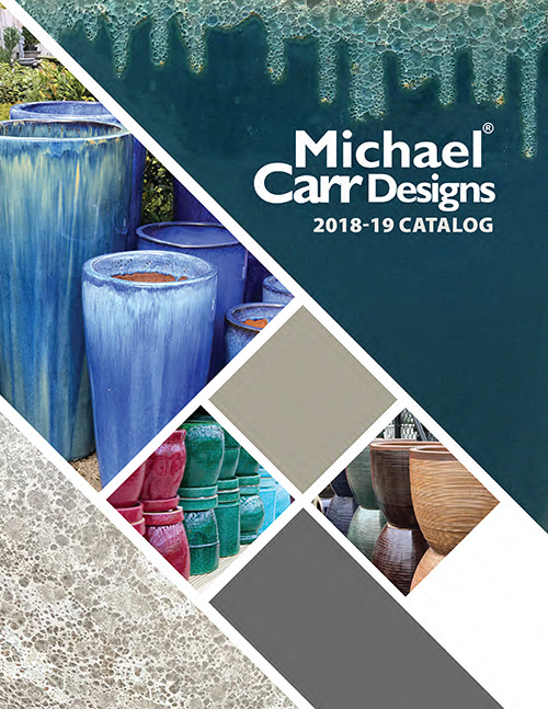 2018-19 Michael Carr Designs Catalog Cover