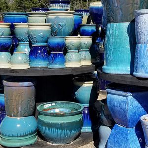 Vietnamese Glazed Pottery