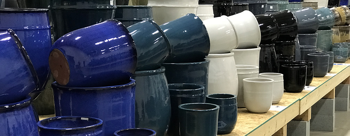 Michael Carr Designs Pottery Showcase - Vietnamese Glazed - GLB306 - Smooth Combo - IMG_8792_1150px x 450px