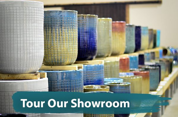 Tour Our Pottery Showroom